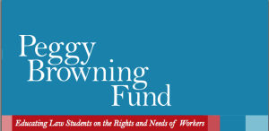 Peggy Browning Fund