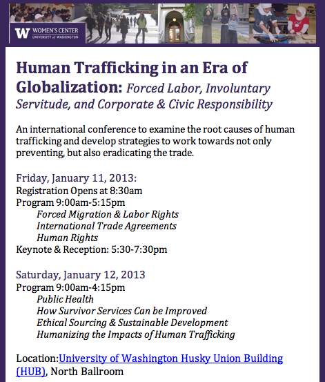 ethical implications for human trafficking in Forefront of human rights issues: integrating human trafficking into the social work curriculum.
