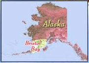 Alaska map for BBA