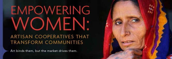 Empowering Women_ Artisan Cooperatives That Transform Communities - Burke Mu