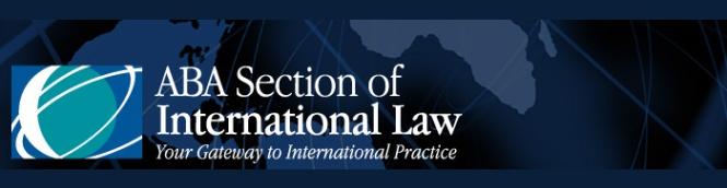 ABA section of internat law