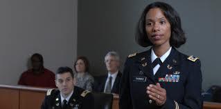 US army JAG