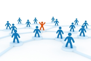 networking-blue-people