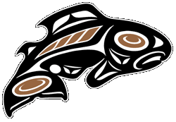 Puyallup Tribal Indians Logo