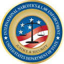 DOS International Narcotics and Law Enforcement Seal
