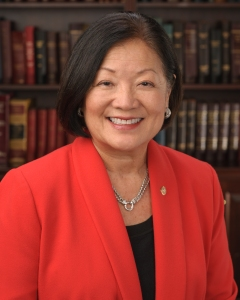 Portrait of Senator Hirono (c) of hirono.senate.gov