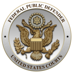 Western District of WA Federal Defender U.S. Courts Logo