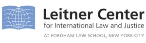 Leitner Center Logo