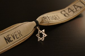 Holocaust Remembrance Bracelet