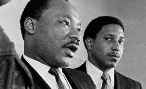 Dr. Lafayette & MLK