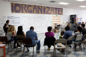 The Garment Worker Center - Organize