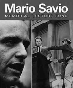 Mario Savio Memorial Lecture Fund