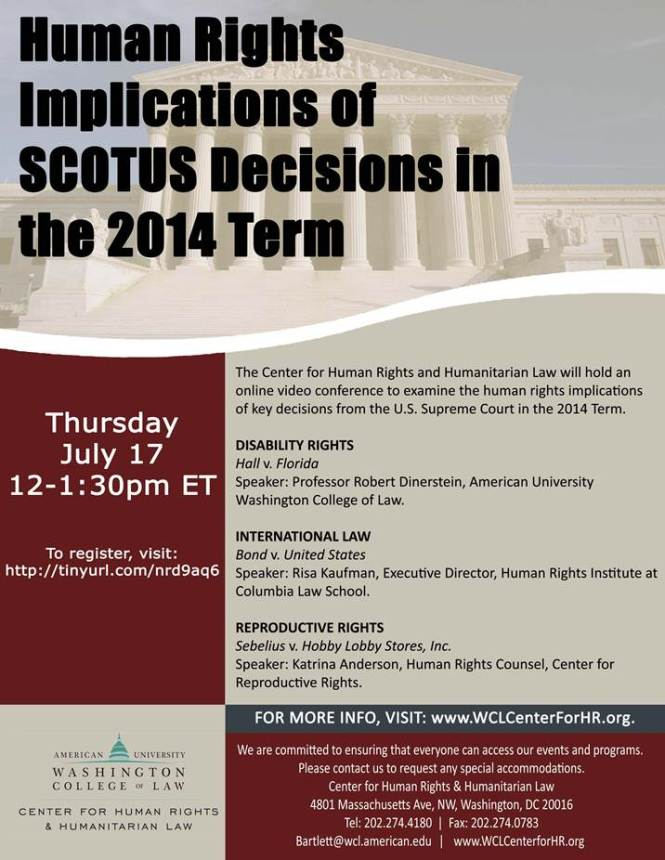 HR Implications of SCOTUS decisions