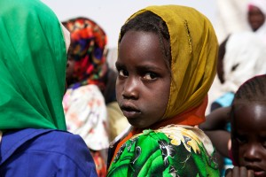 Albert Gonzalez Farran - UNAMID - child