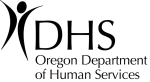 OR DHS Logo