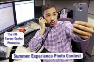 UW Summer Experience Photo Contest