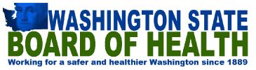WA State Board of Health