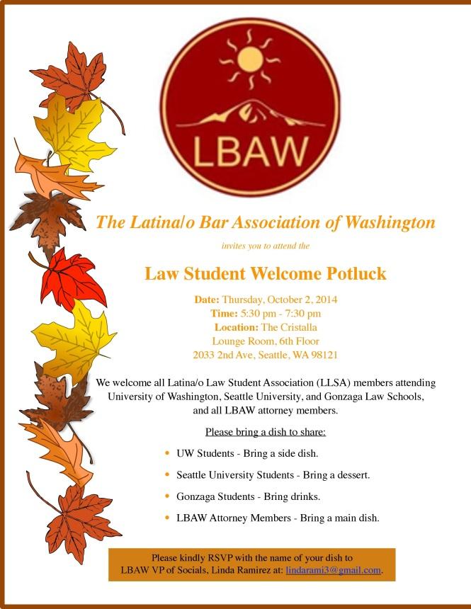 LBAW Flyer
