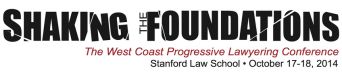 Shaking the Foundations Conference Logo