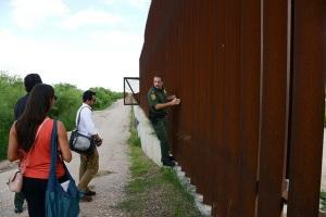 IACHR Border Visit