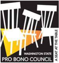 WA State Pro Bono Council