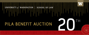 PILA 20th Auction Benefit