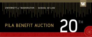 PILA 20th Auction Benefit