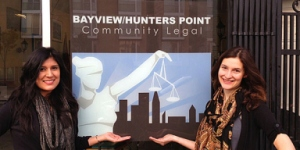 Bayview/Hunters Point Community Legal Logo