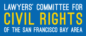 Lawyers Committee for Civil Rights of San Francisco Bay Area Logo