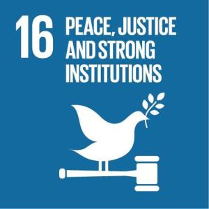 UN Peace Justice and Strong Institutions