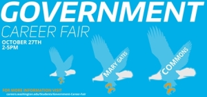 2015 Government Career Fair Banner