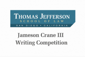 James Crane Writing Competition
