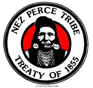 Nez Perce Tribe Logo