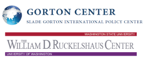 Gorton Center and Ruckelshaus Center Logos